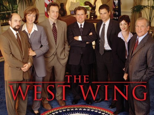 why the west wing makes me sad geeking it real