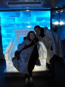 Ice Bar on the Breakaway!